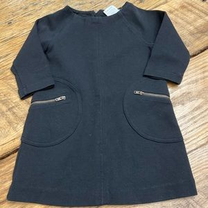 Crewcuts Shift Dress with Zippers